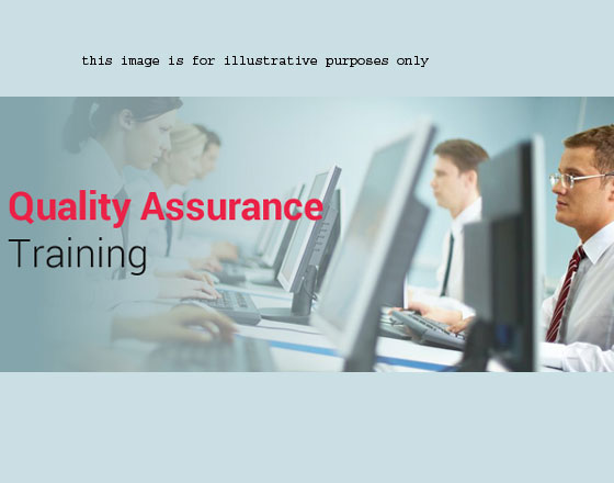 QA Training with CRM Domain Project