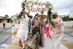 Turkey Becomes the Favorite Dream Wedding Destination for Indians